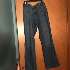 Style & Co bootcut plus jeans, like new!